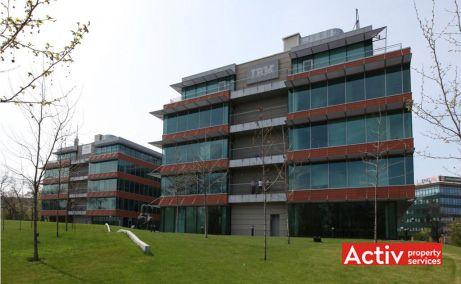 BUCHAREST BUSINESS PARK închiriere birouri nord vedere din DN1