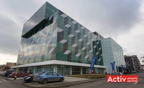 Cluj Business Campus spații de birouri Cluj-Napoca strada Henri Barbusse