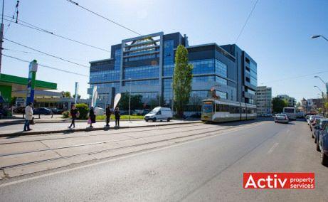 CITY OFFICES închirieri birouri metrou Eroii Revoluției imagine de ansamblu