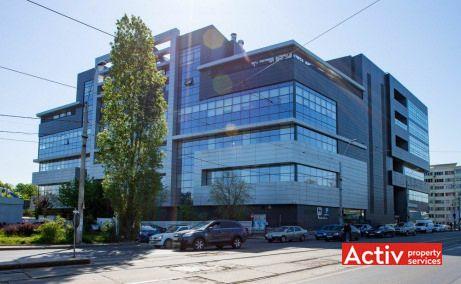 CITY OFFICES spații birouri metrou Eroii Revoluției vedere stradală