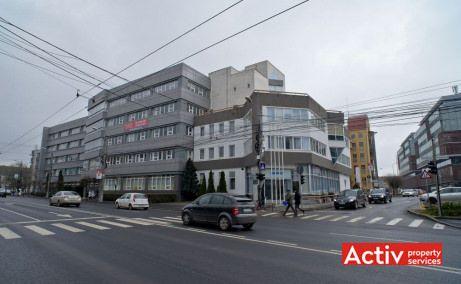 Birouri de vânzare în Timișoara central Piață 700 imagine stradală