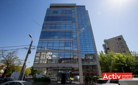VITAN BUSINESS CENTRE birouri de închiriat București vedere stradală stradă Foișorului
